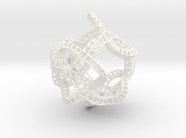 Mesh Cube 3d printed