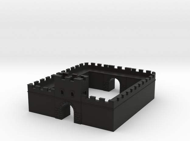 Roman Milecastle (Detached) 3d printed