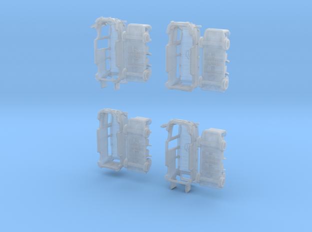 1-148 R-Estafette Gendarmerie SET 3d printed