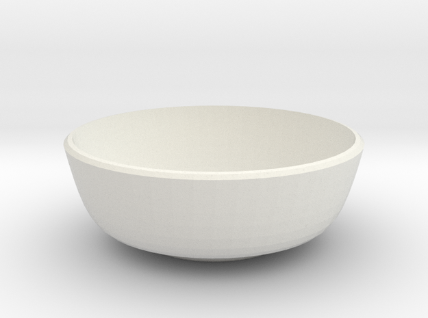 small bowl 3d printed