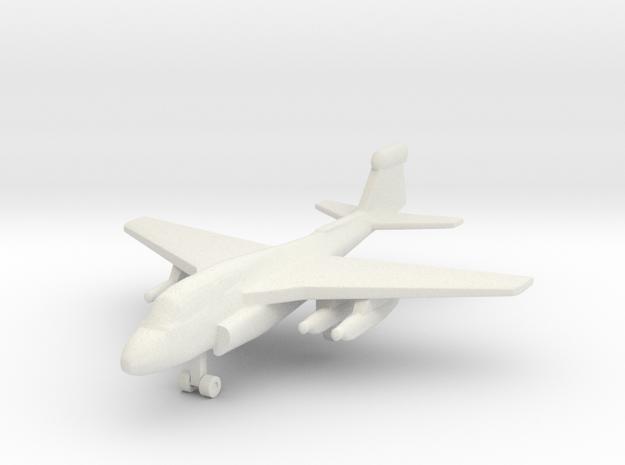 1/285 (6mm) EA-6 Prowler  in White Natural Versatile Plastic