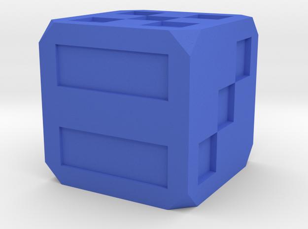 Box Dice 3d printed