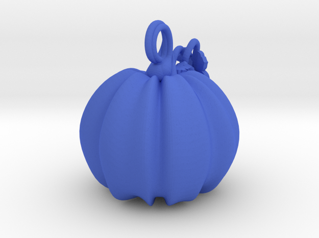 Pumpkin Pendant 3d printed