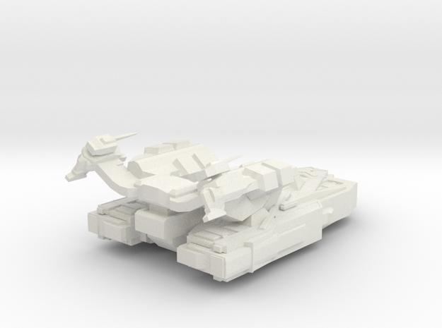 Loki Ship 3d printed