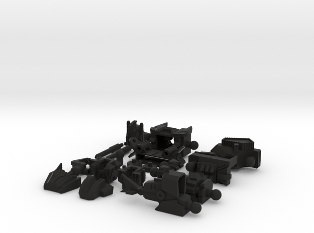 Titan K Upgrade: Combaticus 3d printed