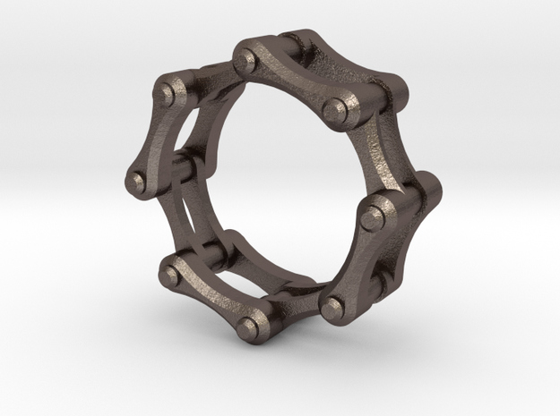 Chain Ring 3d printed