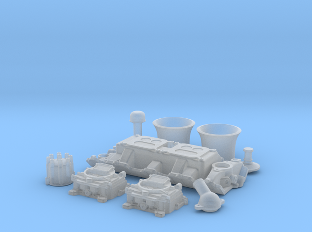 1 16 409 Dual Quad Kit 3d printed