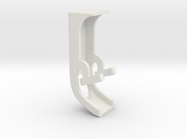 GlassKap Display Shield 3d printed