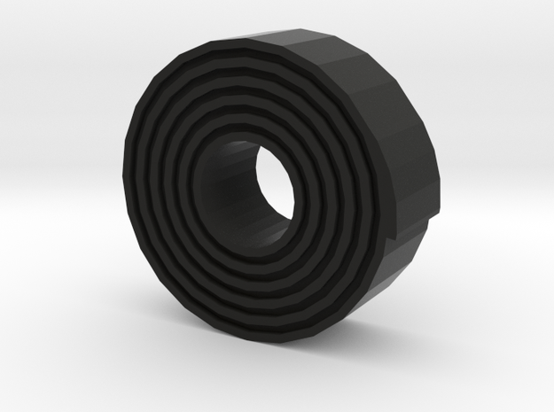 HO Metal Coil for Steel Train  3d printed