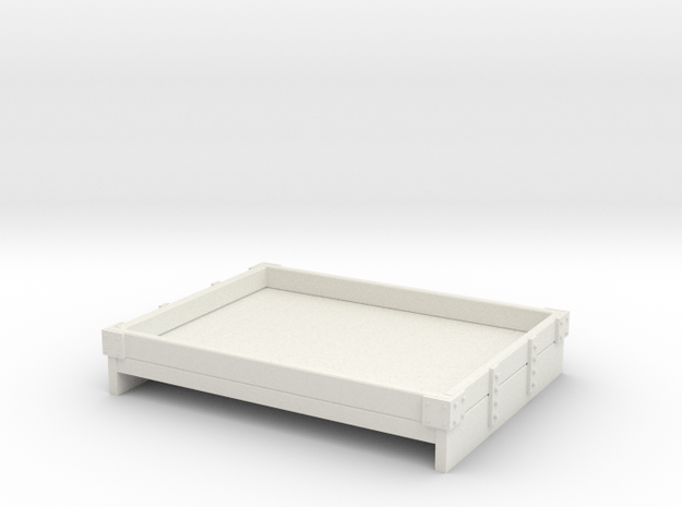 55n2 1 plan wagon in White Natural Versatile Plastic