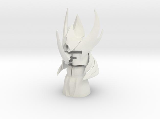 Ultimate TFP Beast King Robot Head Part A