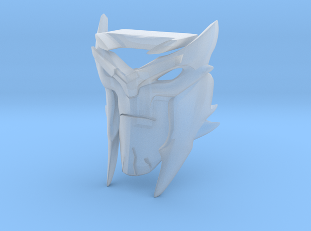 Ultimate TFP Beast King Robot Head Part B