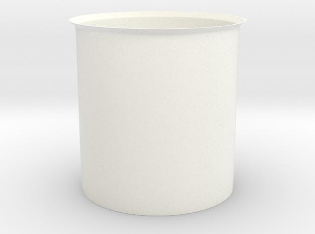 Spherical Planter1 (floral Patterned) Inner Pot 3d printed