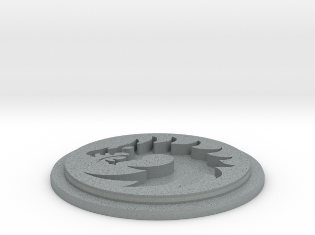 Dragon Team Disk 3d printed