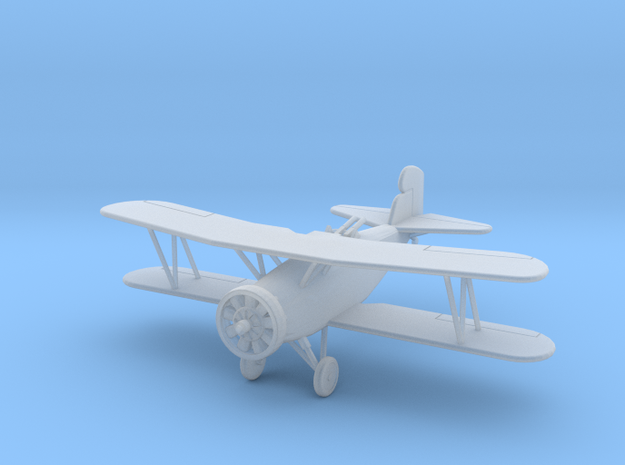 IW14B Curtiss Cyclone Falcon (1/288) 3d printed