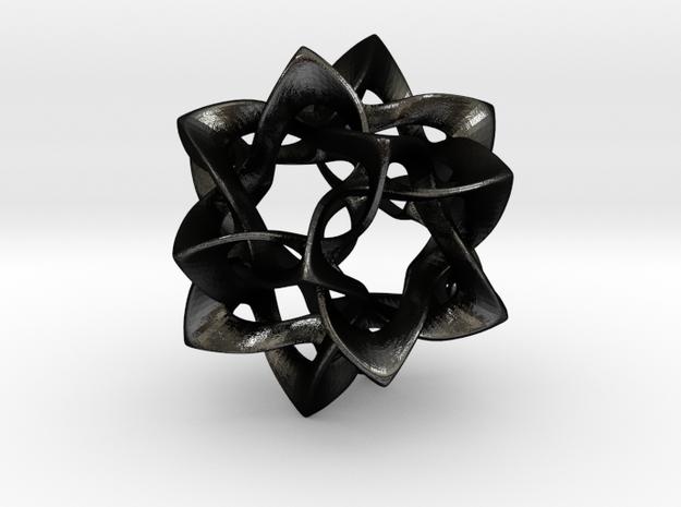 Icosahedron II, large 3d printed