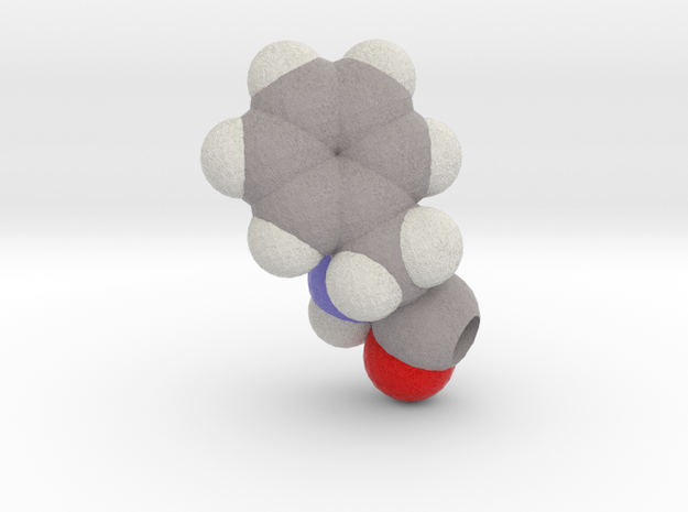 F is Phenylalanine in Full Color Sandstone