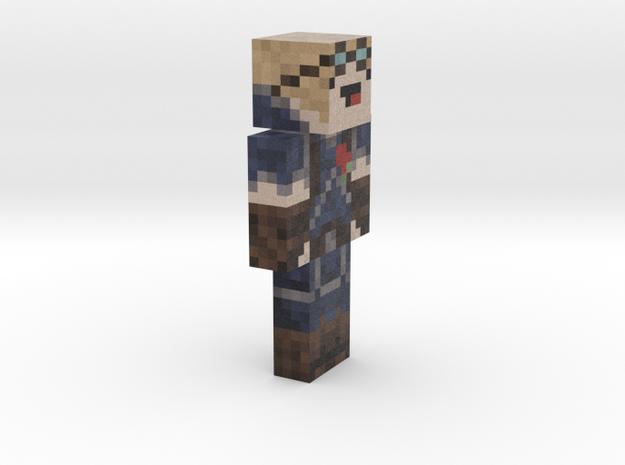 6cm | GoogleChrome 3d printed