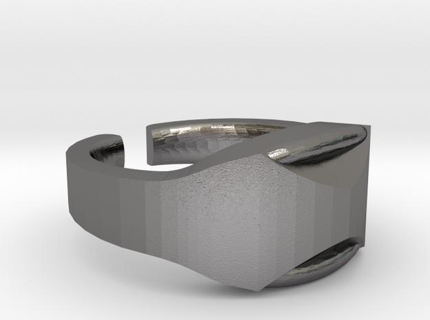 Heavy Ring model 1.2 3d printed