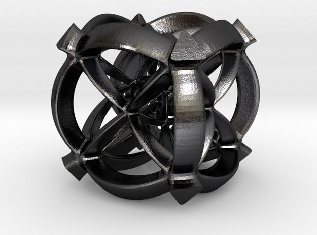 Octaplex II, medium 3d printed