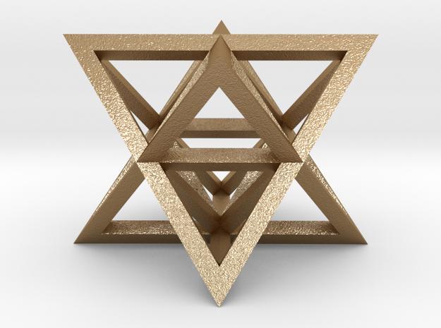 Tantric Star 3d printed