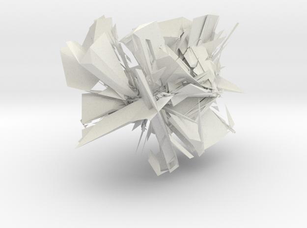 Spike in White Natural Versatile Plastic
