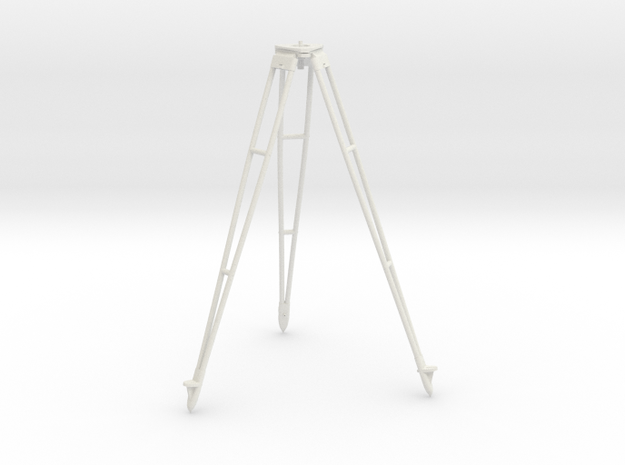Wild GST30 1/12th scale instrument legs 3d printed