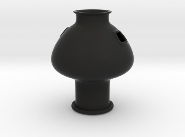Greek Vase - Psykter - Side Openings 3d printed