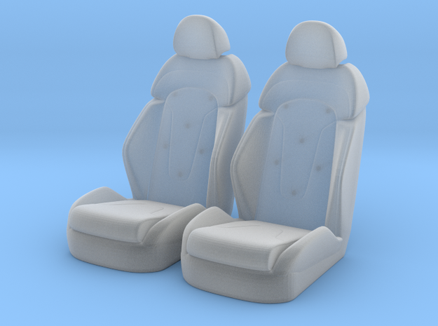 1 16 Luxury Bucket Seat Pair