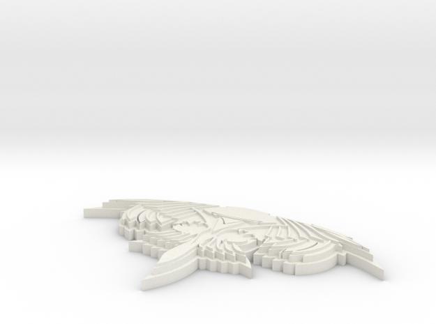 Romulan Stands 3d printed