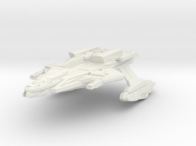 Trelltross Class AttackCruiser 3d printed