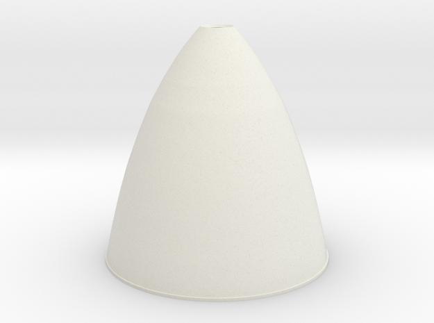 07-Descent Engine in White Natural Versatile Plastic