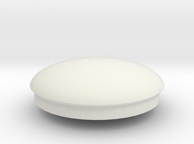 NovaSwitch Top in White Natural Versatile Plastic