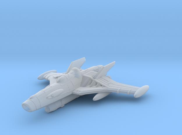 EDSF Peregrine Class Torpedo Bomber 3d printed
