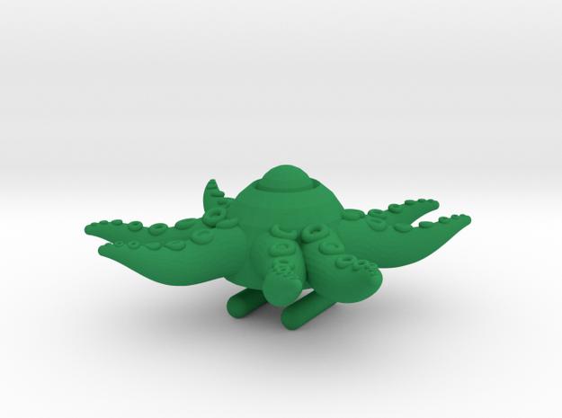 Octoshield in Green Processed Versatile Plastic