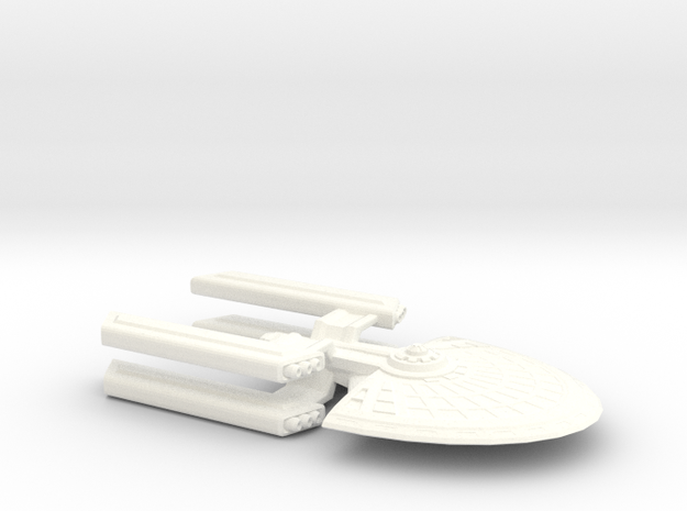 FILLMORE Class Fast Transport 3d printed