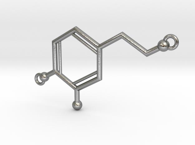 "Dopamine: ""The Love Symbol"", Necklace Pendant"