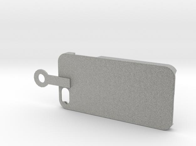 Iphone hook in Metallic Plastic