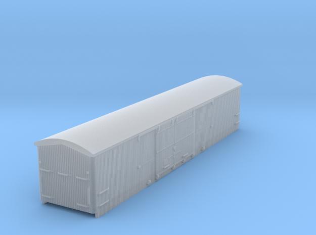 #87-1311 - Interurban Box Car CERA trailer 3d printed
