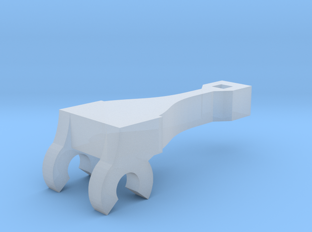 """Gelert"" pony truck replacement 1,5mm in Smooth Fine Detail Plastic"