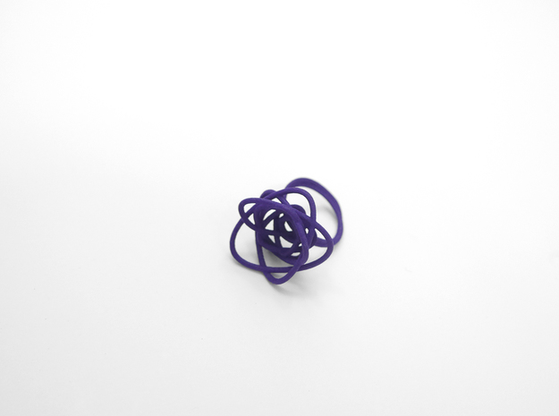 Sprouted Spiral Ring (Size 8)