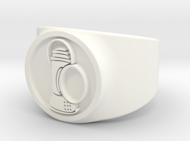 Alan Scott GL Ring Sz 9 3d printed