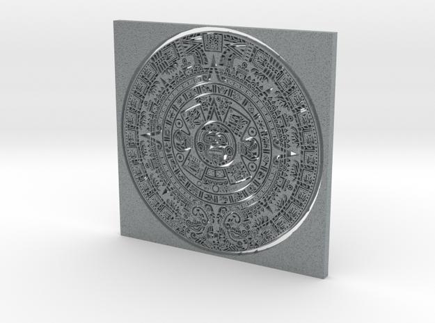 Mayan Calender 3d printed