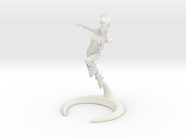 SheUn Rocketeer 3d printed