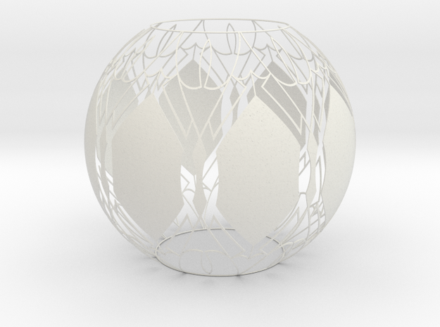 Lampshade (Designer Sphere1) 3d printed