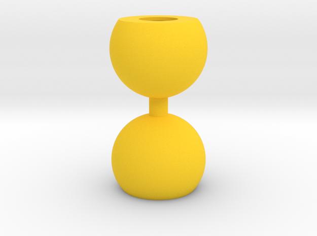 Ikebana Vase-10 3d printed