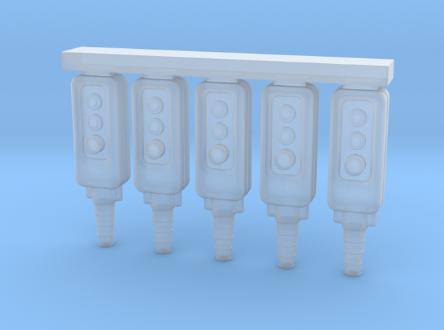 3button Control in Smooth Fine Detail Plastic