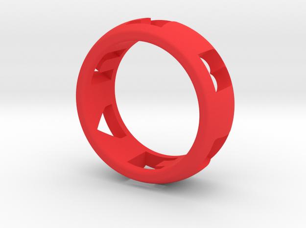 """I """"Heart"""" U ring 3d printed"""