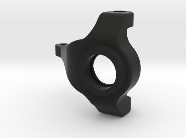 MD Axial SCX10 Steering Arm in Black Natural Versatile Plastic