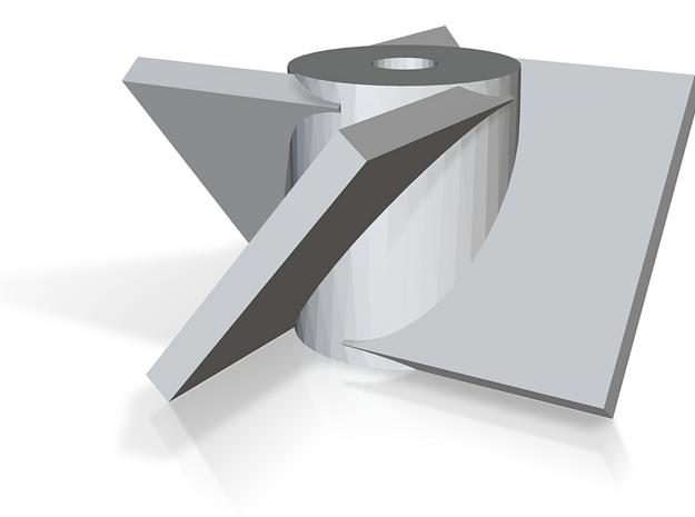 Micro Fan2 3d printed